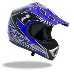 Capacete Texx Speed Mud Metalico