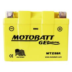 Bateria Gel MotoBatt MTZ5BR