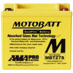Bateira MotoBatt MBTZ7S