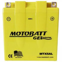 Bateria MotoBatt MTX5AL