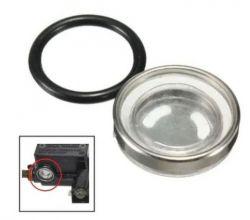 Visor lente cilindro freio quadriciclo