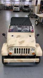 Mini Jeep Militar