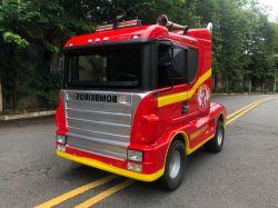 Mini Truck Cara Chata