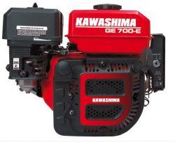 Motor Estacionário GE700-E/7HP (Partida elétrica e manual)